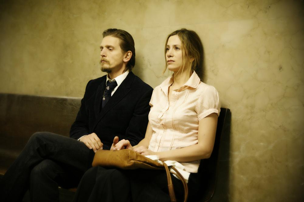 Barry Pepper & Mira Sorvino