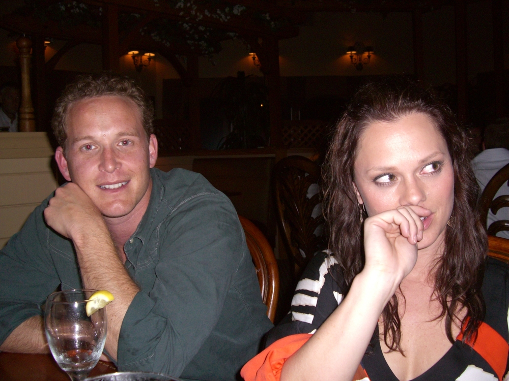 Cole Hauser & Kate Levering