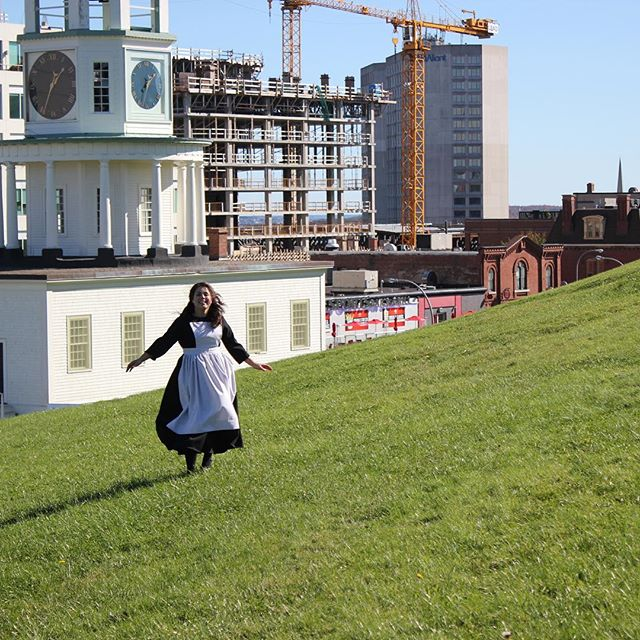 """#Halifax is alive with the #SoundofMusicHFX"" (true story) bit.do/BATtix"