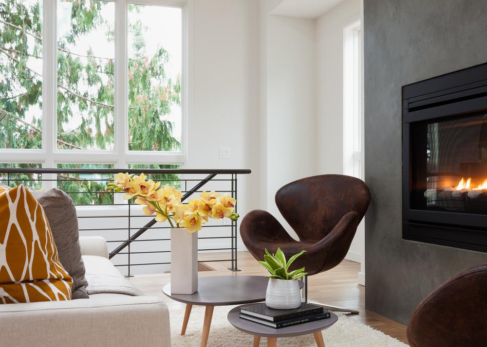 Contemporary design-build home. Seattle, Washington