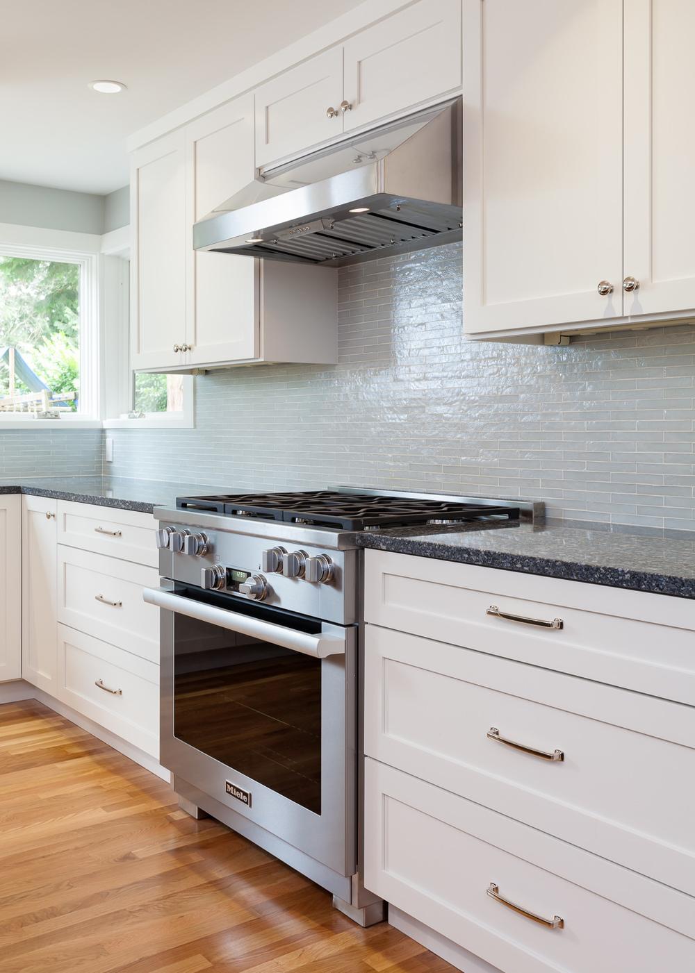 Kitchen remodel. Mercer Island, Washington