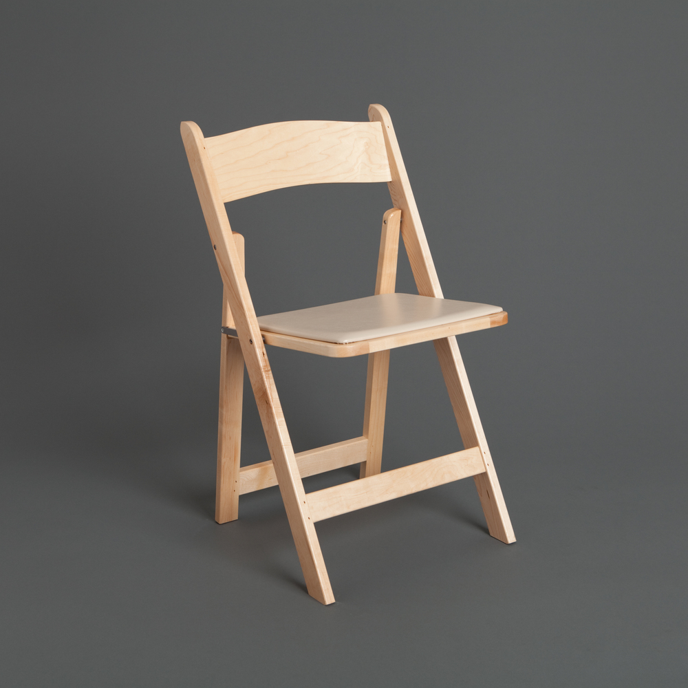 Natural Garden Chair