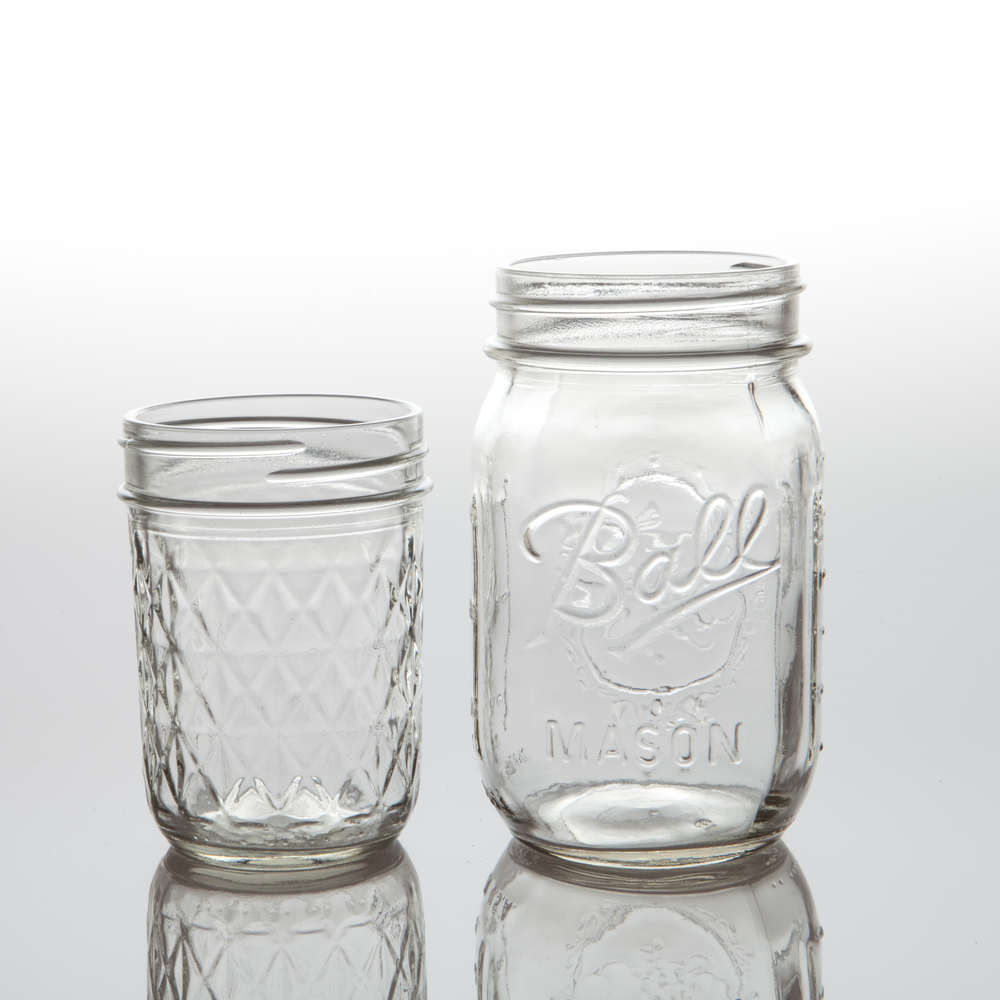 Mason Jar Glasses