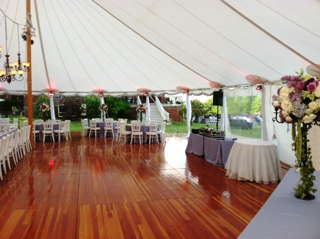 Wheatleigh Tidewater tent flooring floored.jpeg