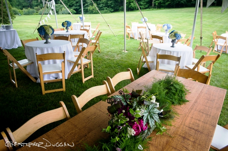 All wood tables natural chairs wedding.jpg