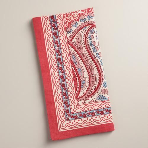 new printed napkins red with border.jpg
