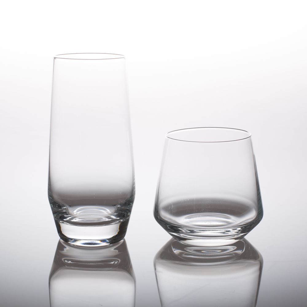 Regal Highball & Rocks Glasses