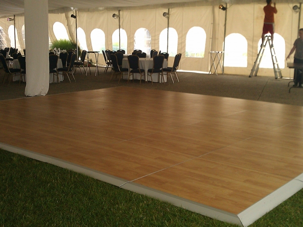 Northern Birch Dance Floor