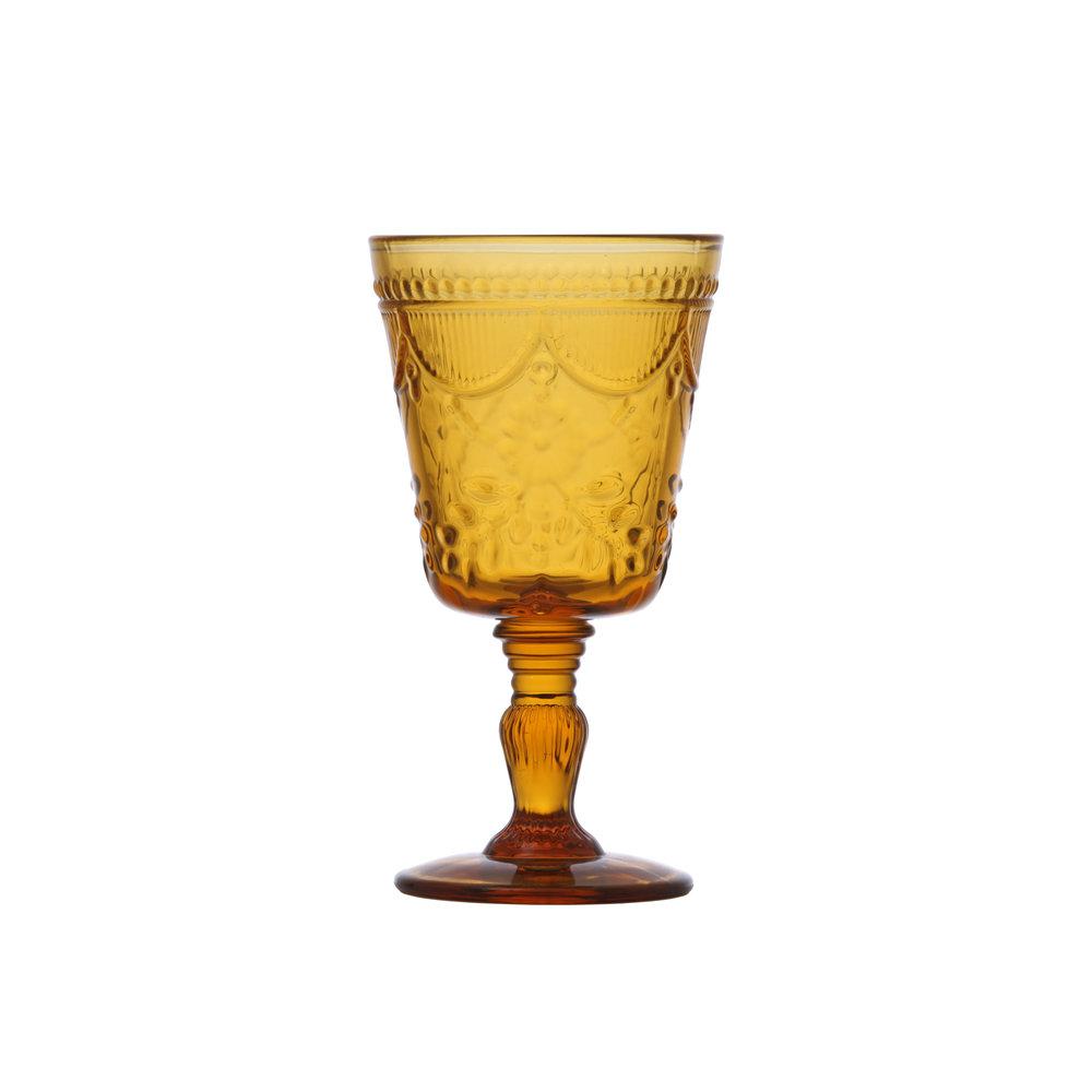 Vintage Gold Goblet