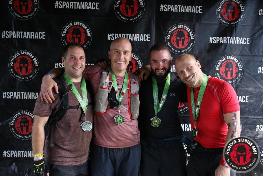 Don't forget to sign up for the Spartan Sprint at Fenway on November 12th.  Register under the team name: Gluteus Sparticus