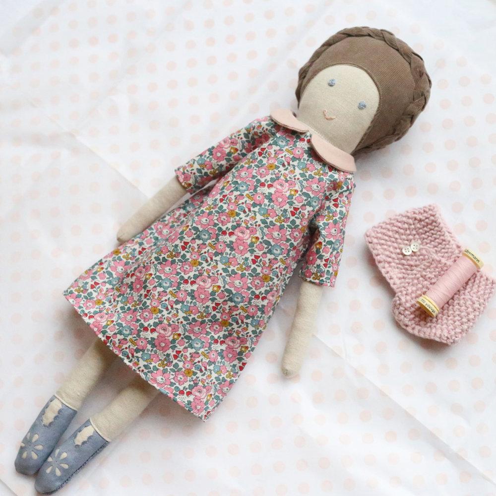 Liberty Betsy Ann Doll