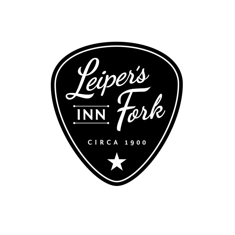 Leiper's Fork Inn is a logo