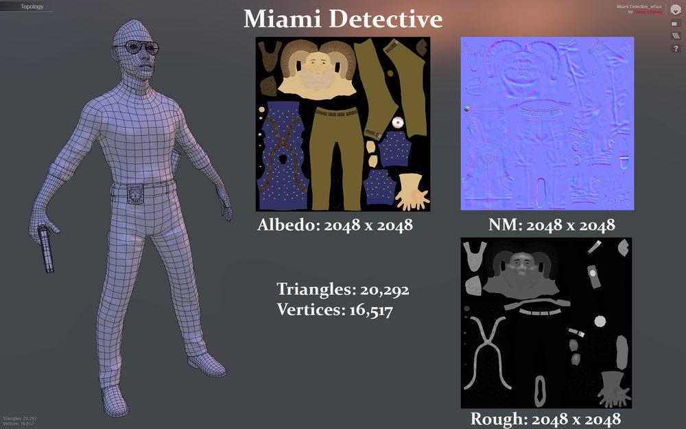 Miami Detective