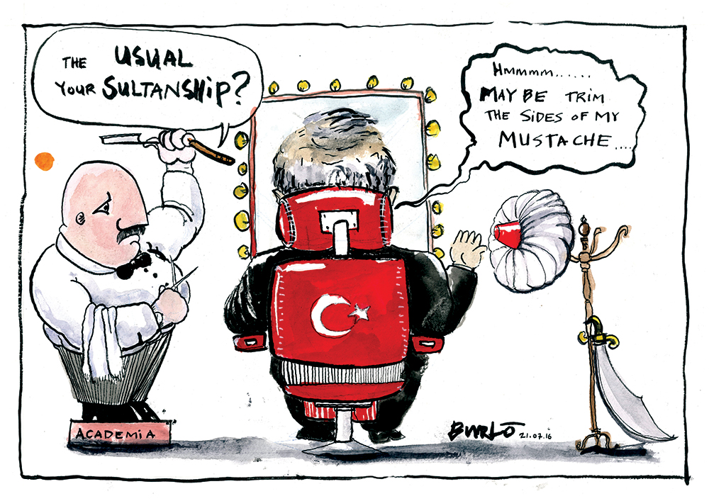Mein Kampf(y) Ottoman