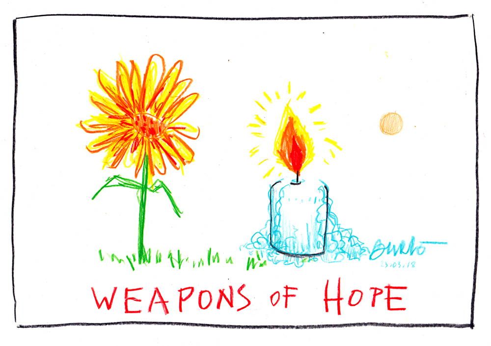 weapons of hope