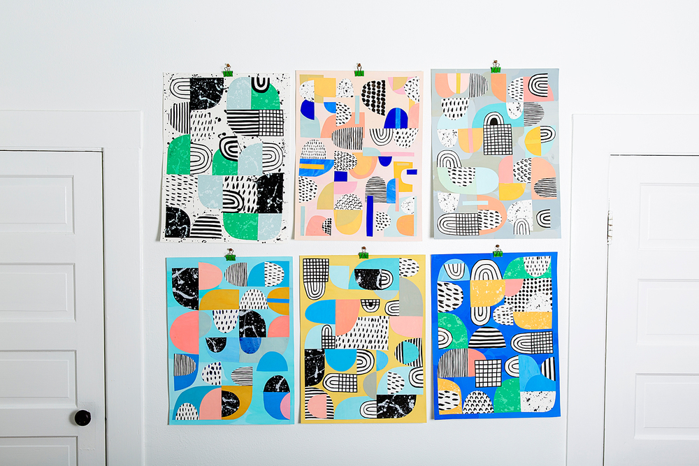 Yes Design Studio Patterns