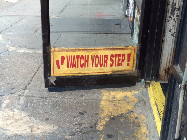 watch your step.JPG