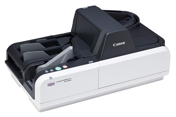 Pictured: Canon imageFORMULA CR-190i II Check Transport