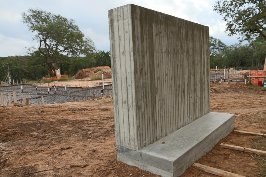 Tips for Building with Board Form Concrete — Boothe Concrete