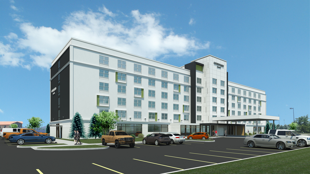 COURTYARD BY MARRIOTT DENVER INT'L AIRPORT