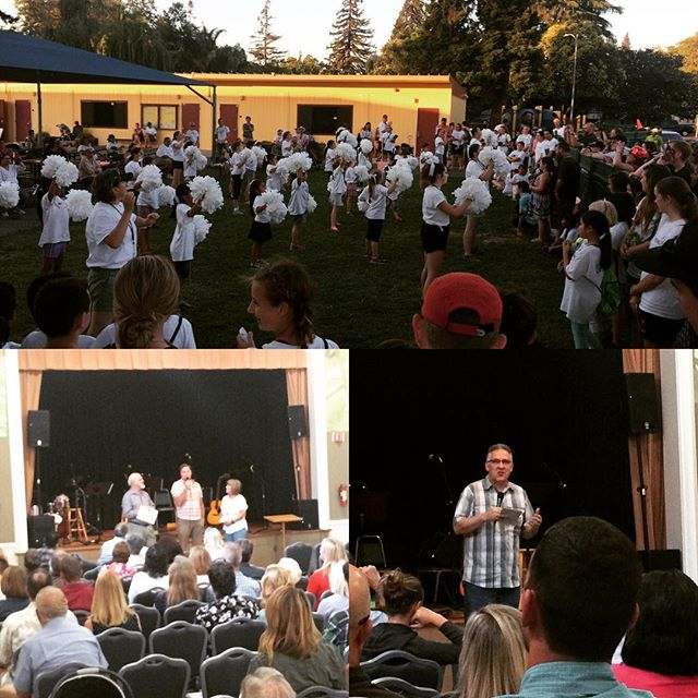 It's was a big week for @pbcwillowglen with #SportsCamp and all the international missions teams sharing in service.