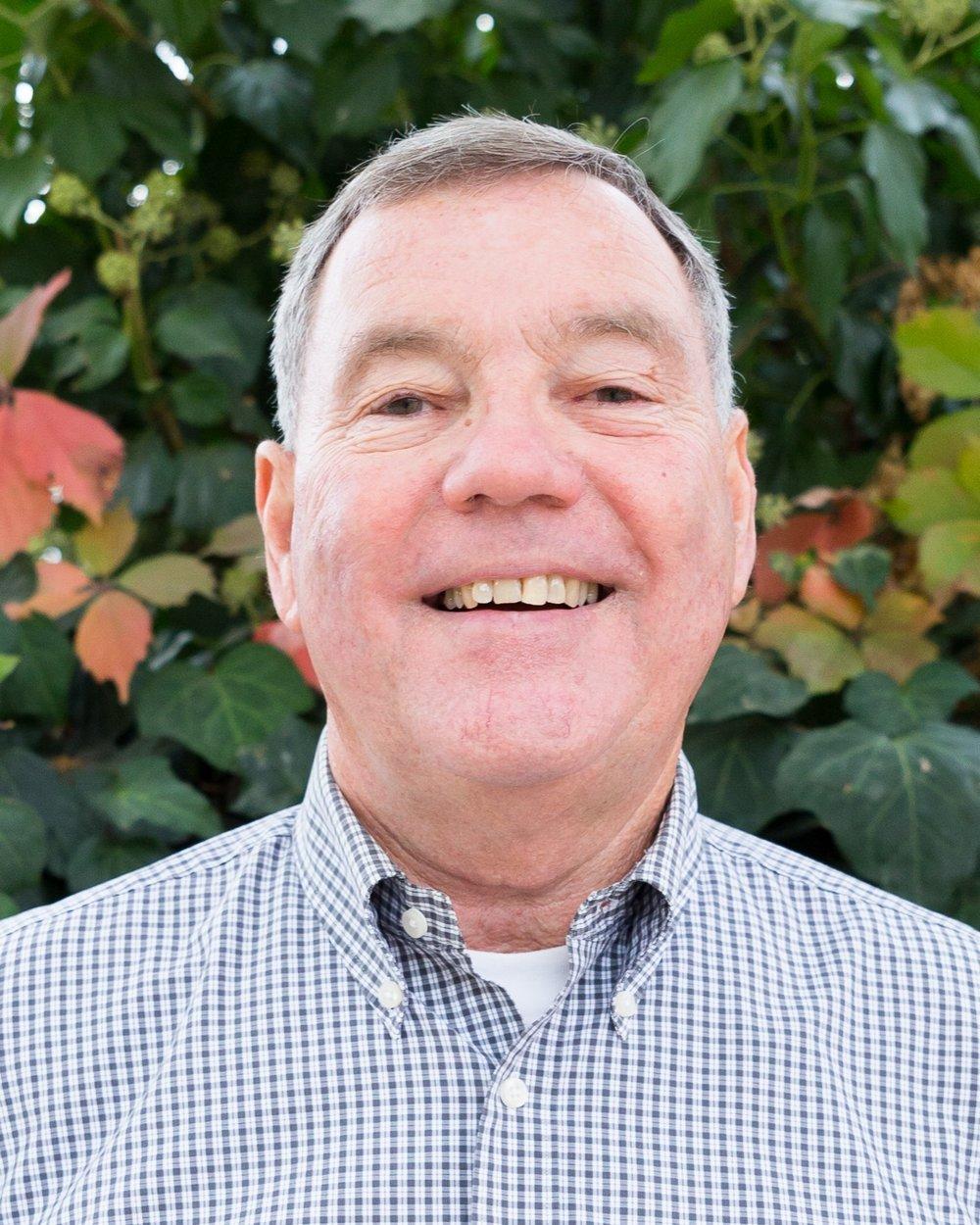 Gary Vanderet  Pastor, Elder  Email
