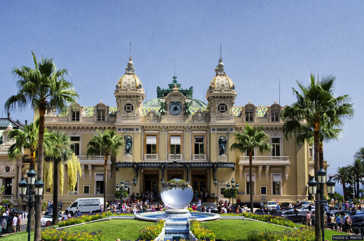 allthingseurope :     Monte Carlo, Monaco ( by Paolo Cevoli )