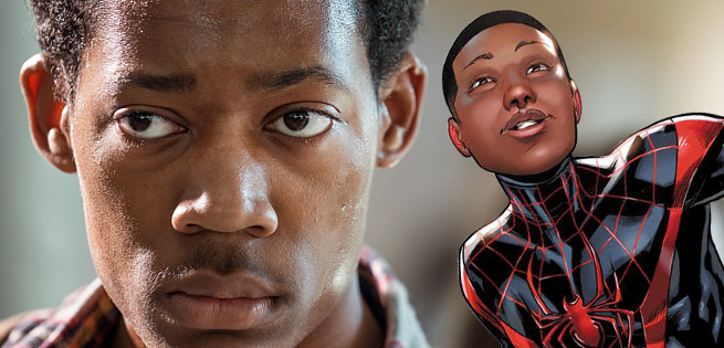 wearewakanda :      Tyler James Williams Confirms He's Read For Marvel, Talks Spider-Man Rumors     #WeAreWakanda