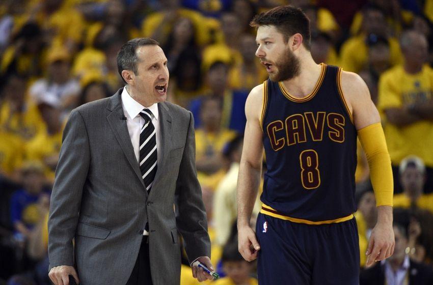 fanragsports :      In Game 1 of the NBA Finals, Cleveland Cavaliers guard   Matthew Dellavedova   played just nine minutes. In Game 2, however, he played 45. With a +15 plus/minus rating, he…..