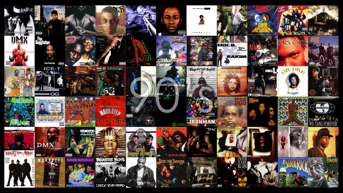the-golden-era-of-rap :     I get excited looking at this collage