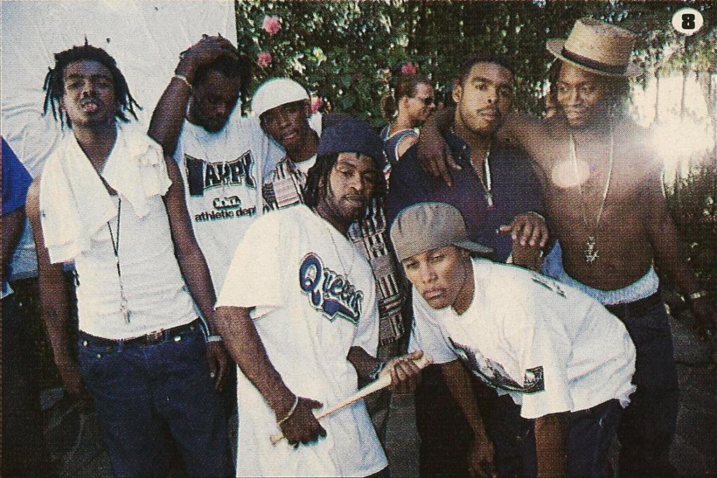 90shiphopraprnb :      Lost Boyz, Tha Dogg Pound & Canibus
