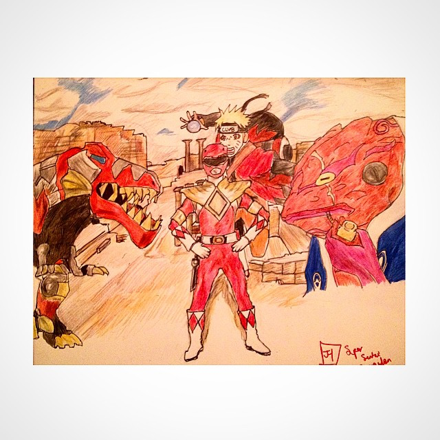 """Super Sentai Shippuden"""