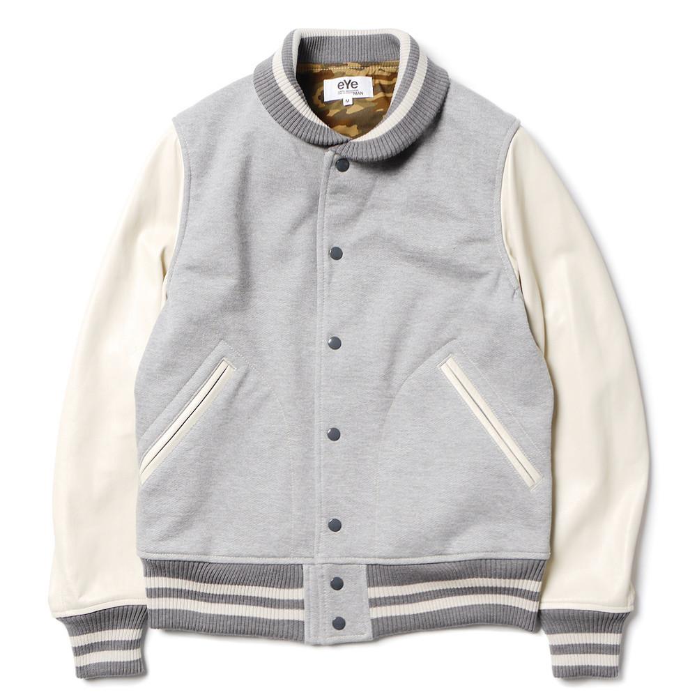thirdlooks :     Junya Watanabe eYe Varsity Jacket