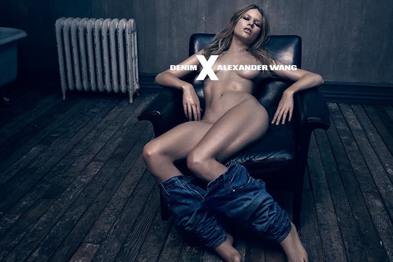hypebeast :      Alexander Wang Denim campaign ft. Anna Ewers      http://hypb.st/BhRTb
