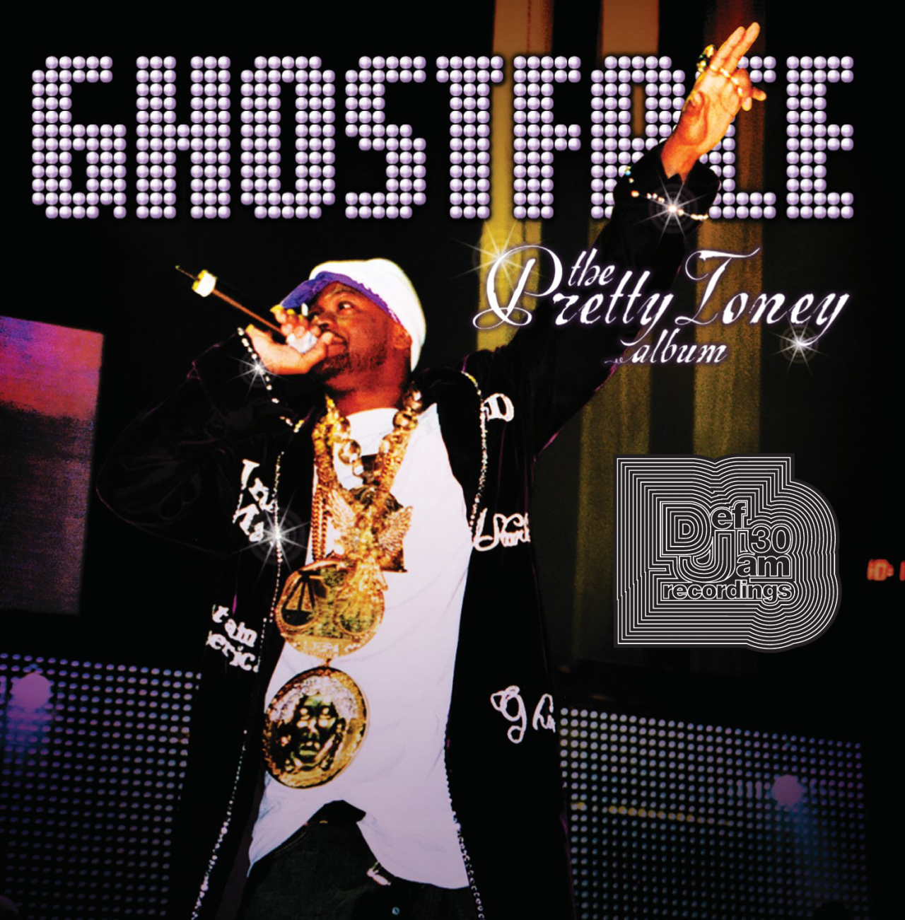 "defjamblr: Since 1984: On this day in 2004, Ghostface Killah released his fourth studio album ""The Pretty Toney Album"" on Def Jam Recordings. #DefJam30"