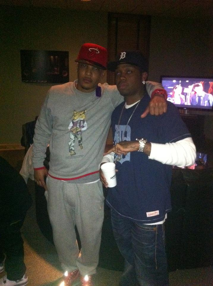 flexxxhogan :     T.I and Payroll
