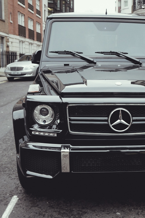 teamfytbl: G63 AMG | Source | More