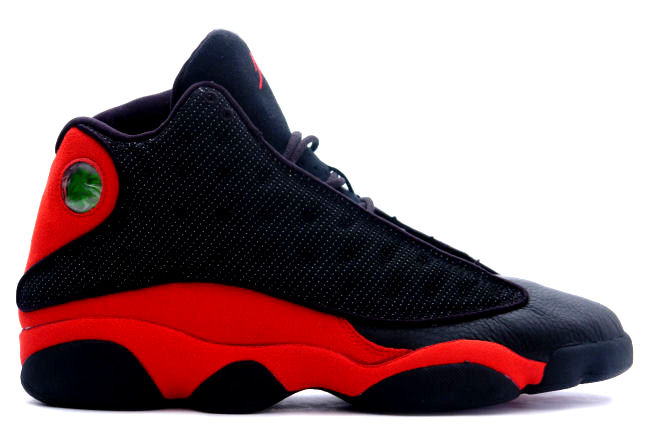 shoeshock :     Air Jordan 13 [ Bred ]