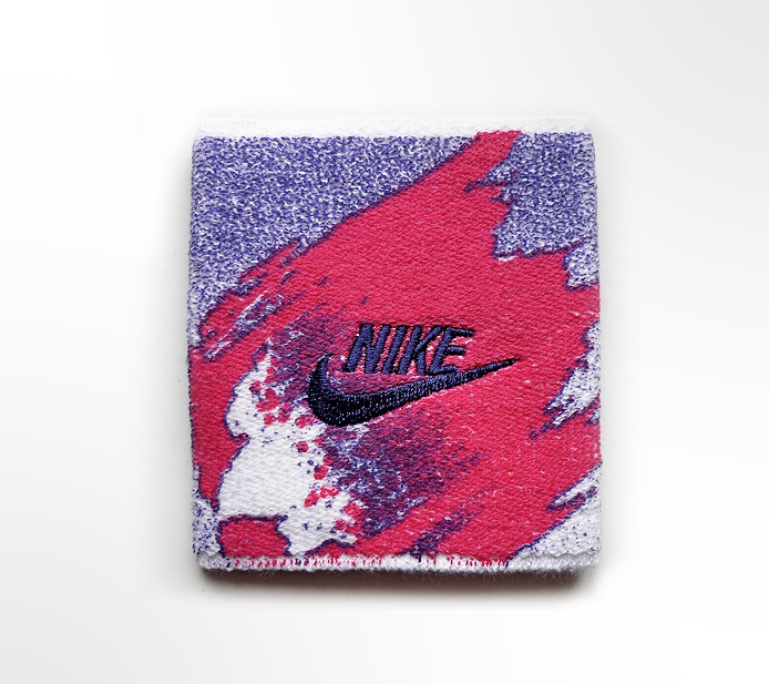 coupesandleerjets :      fadashh :     Vintage Nike agassi challenge wrist band.     Y'all ain't up on this