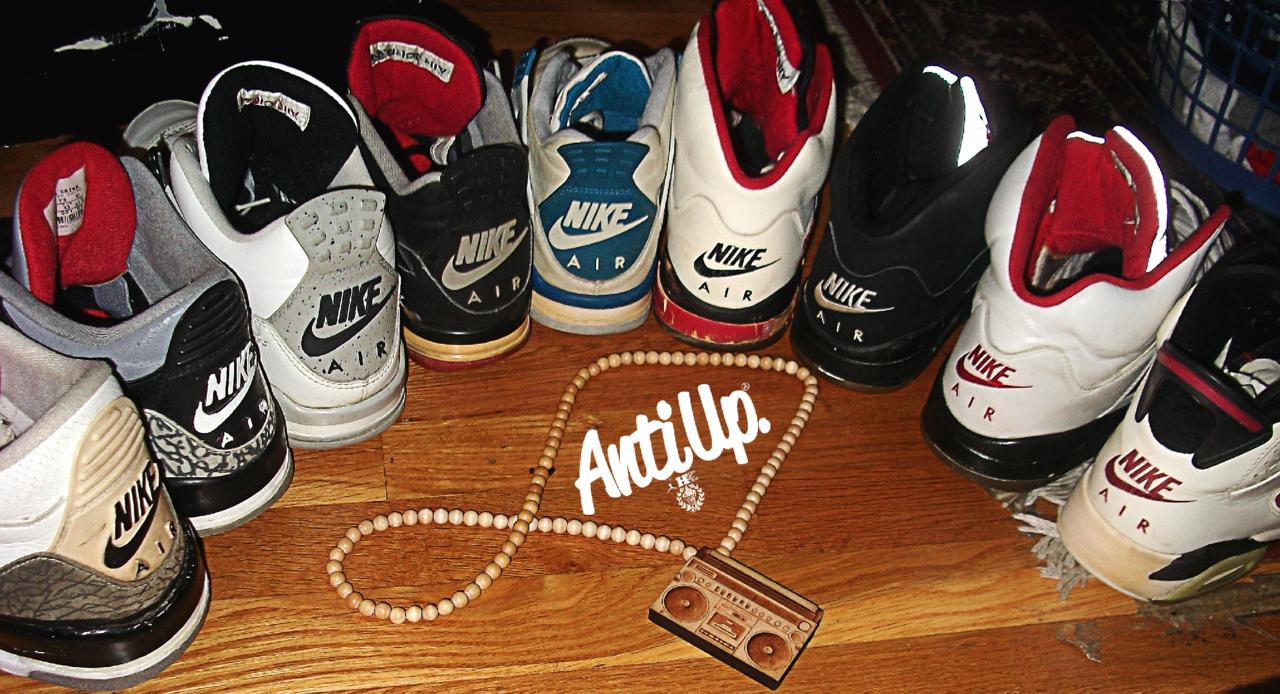 fuckyeahnikes :      http://hugehiphophead.tumblr.com  Nike Air
