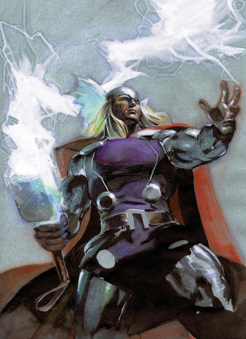 xreynoldsxcorex: Thor - Gerald Parel