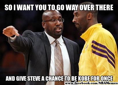 dreamerzone :      thenbamemes :     #LakersLogic     smhhh & here we go     LMFAOOOO