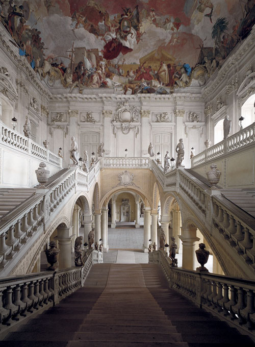 archiphile :     the residenz in warzburg germany |    more old architecture