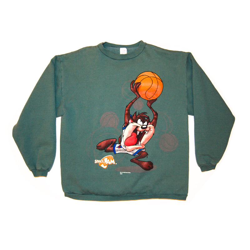 vintagexlife :      Space Jam Sweatshirt