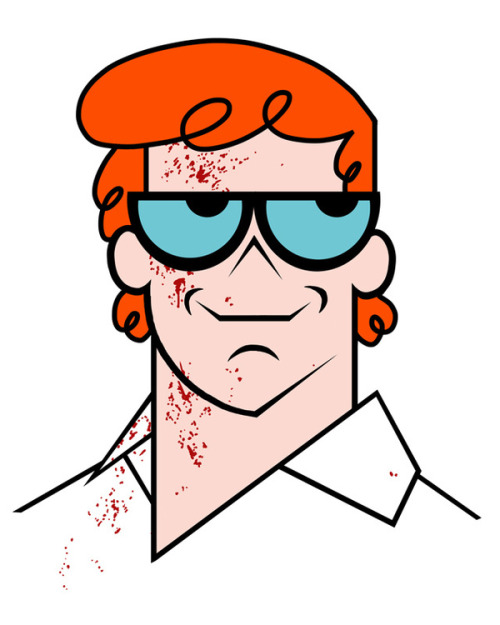 jaysvanshuaraches :       Dexter x Dexter   by Victor Maury