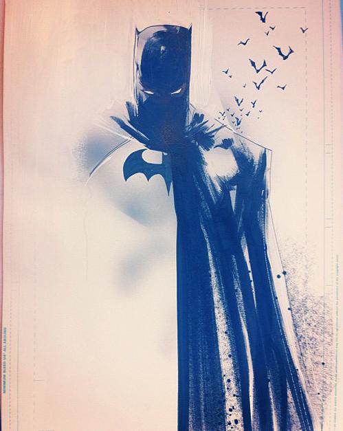 nevver :      le Bat