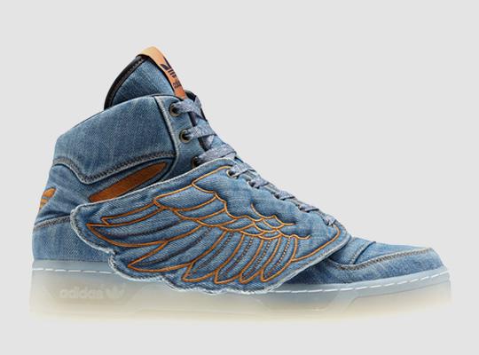 bevicious :     denim wings