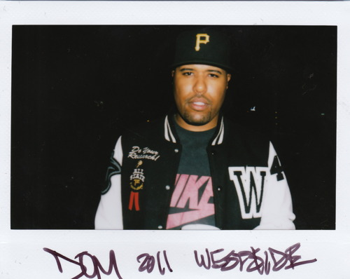 DOM KENNEDY EMBODIES THE WHOLE WESTSIDE CULTURE & MUSIC!!!!