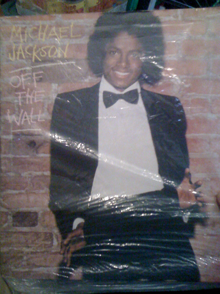 Off The Wall Vinyl.  Fuck With Me