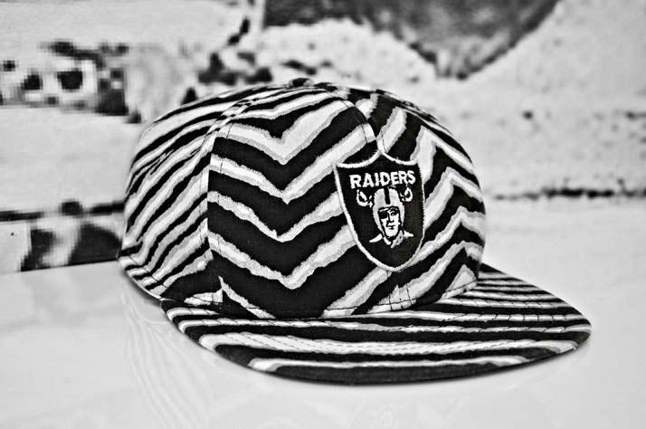 freshprincess39 :     Zebra Printed Raiders Snapback…
